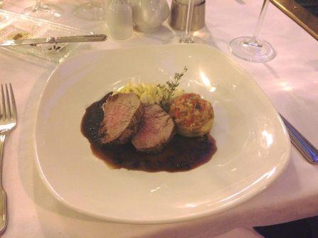 Sarah Bernhardt food