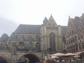 Ghent Cathedral