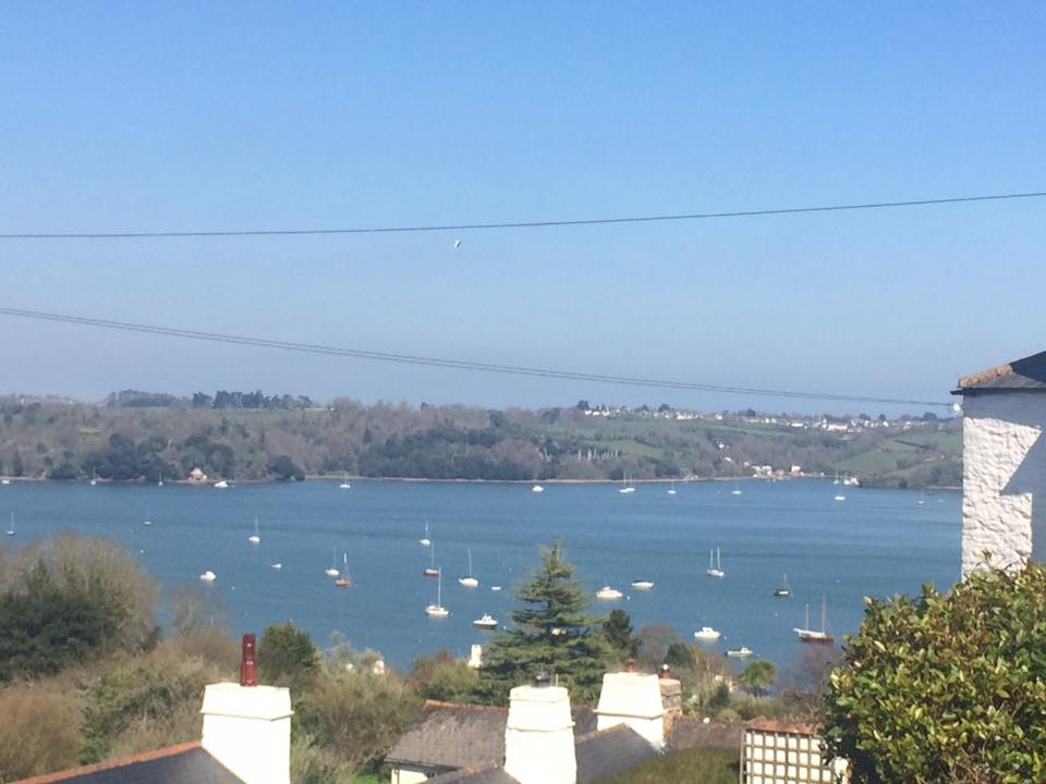 Picture 1 - view from Dower House