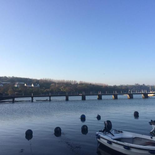 Picture 3 - Dittisham pier