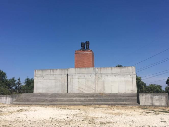 Memento Park Stalins boots