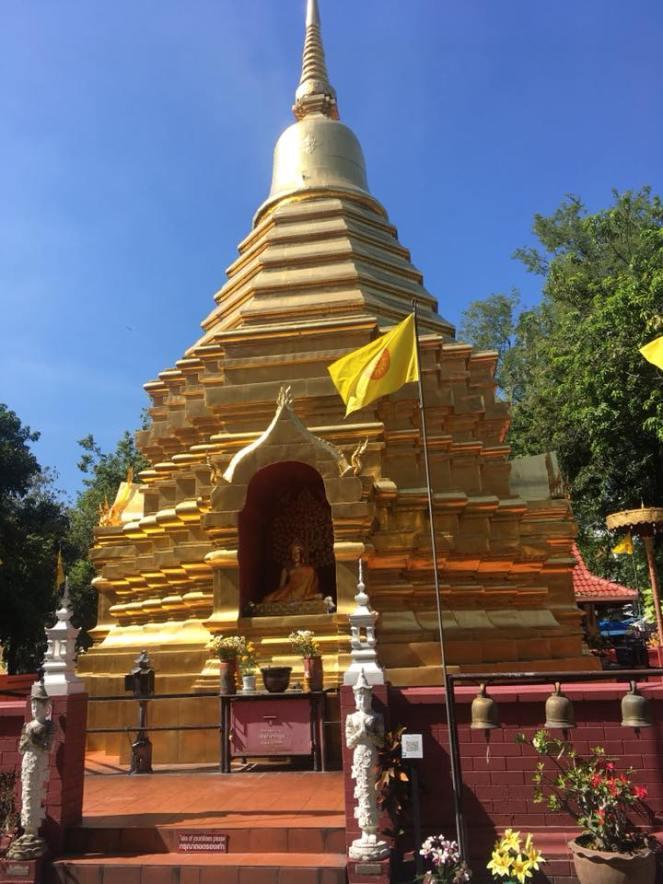 Temple Wat Pra Sing