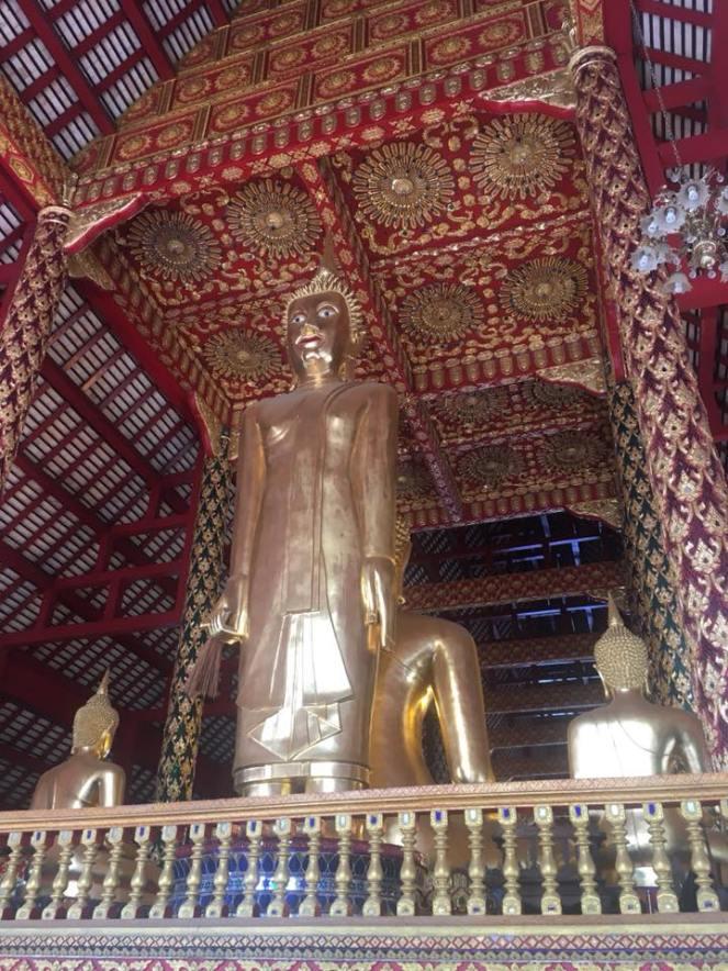 Temple - Wat Suan Dok 3
