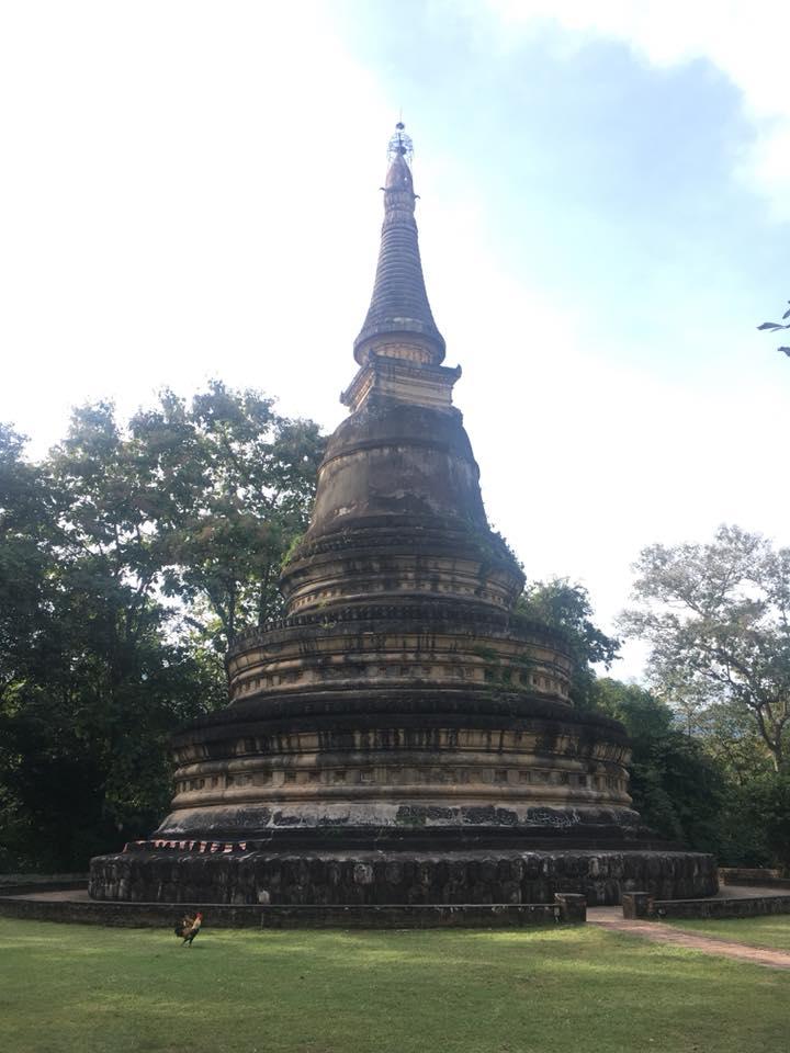 Temple - Wat Umong
