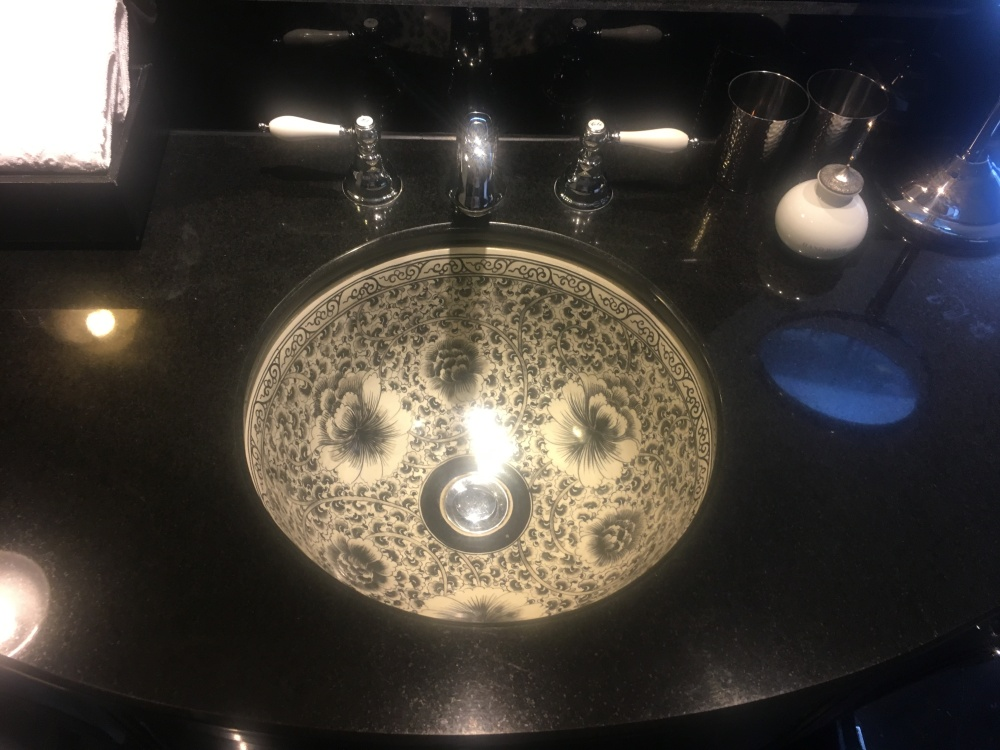 Sink Muse Collection hotel