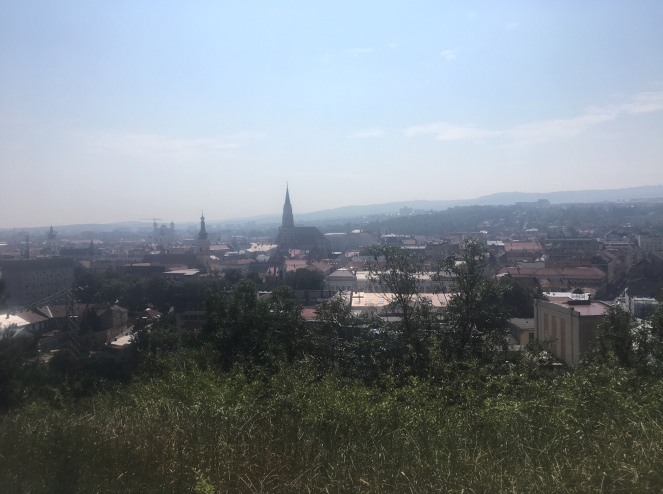view of cluj 1