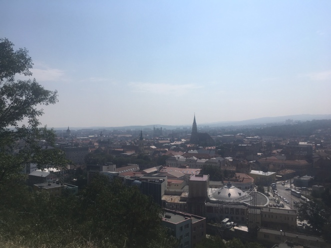 view of cluj 2