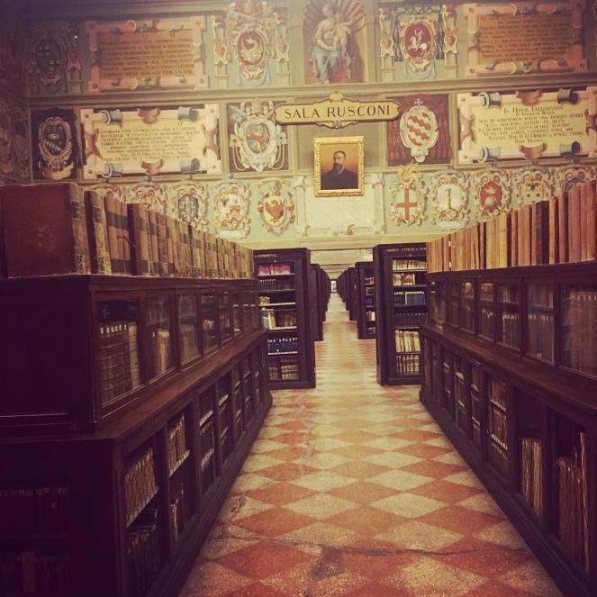 Biblioteca Comunale Archiginnasio 4