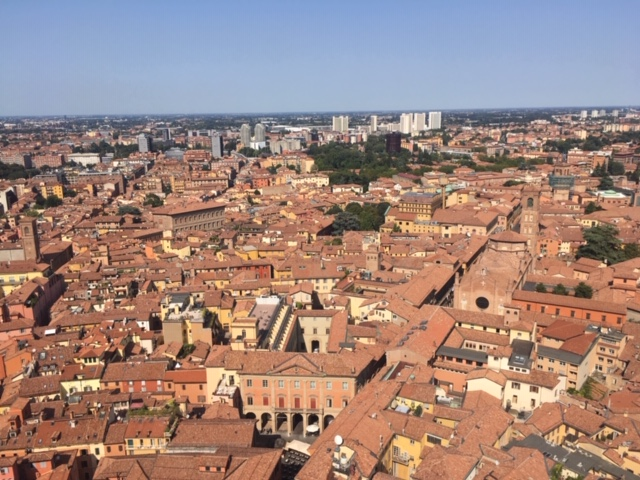 View of Bologna 1